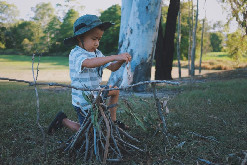 Free Activities To Entertain Kids While Camping