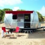 Cool Camping Site - Bambi Vintage Caravan