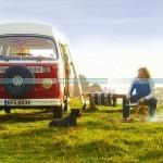 Martin Dorey Camper Van Coast - Cool Camping
