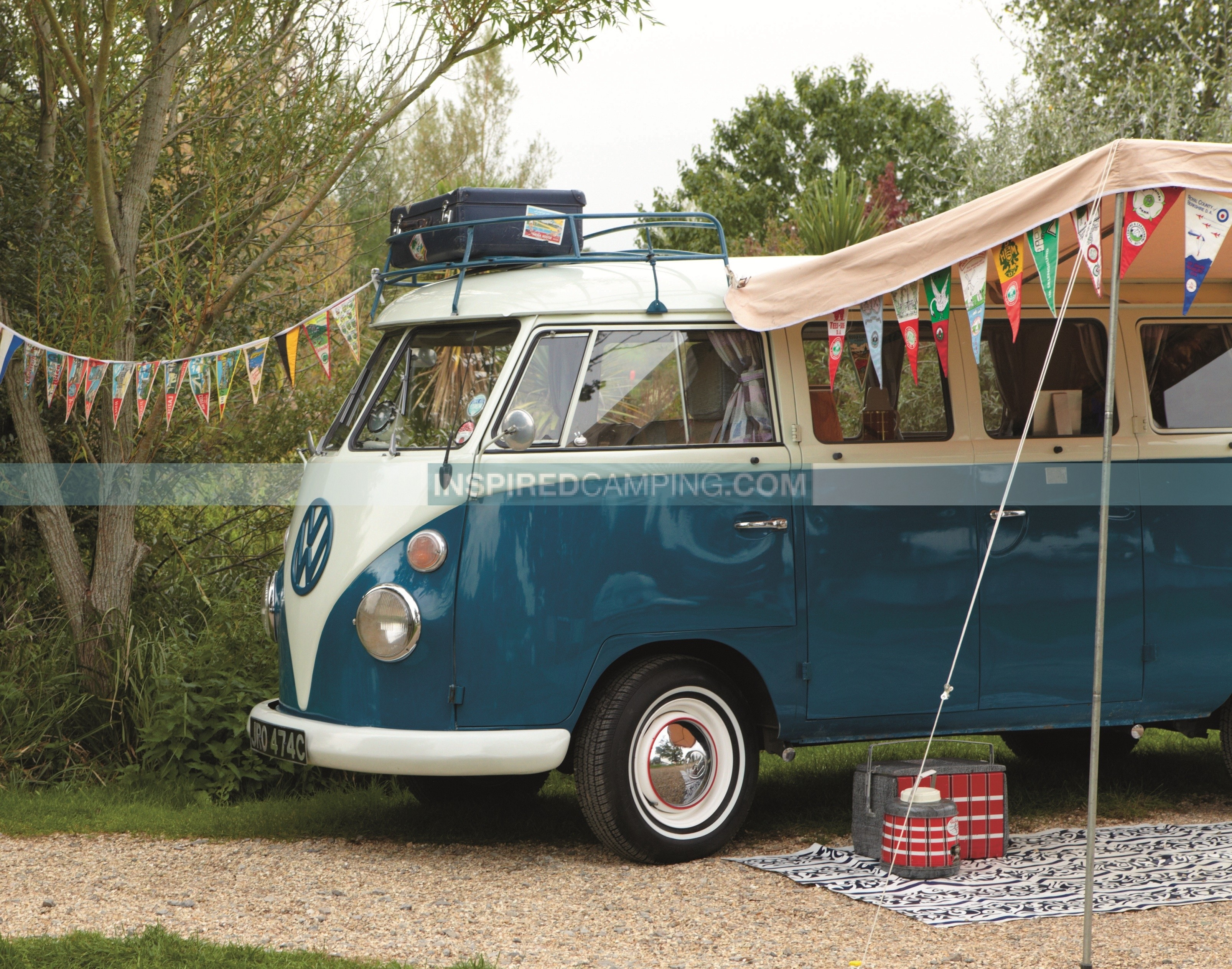 My Cool Campervan, Caravan and Camping Site - Cool Camping Site