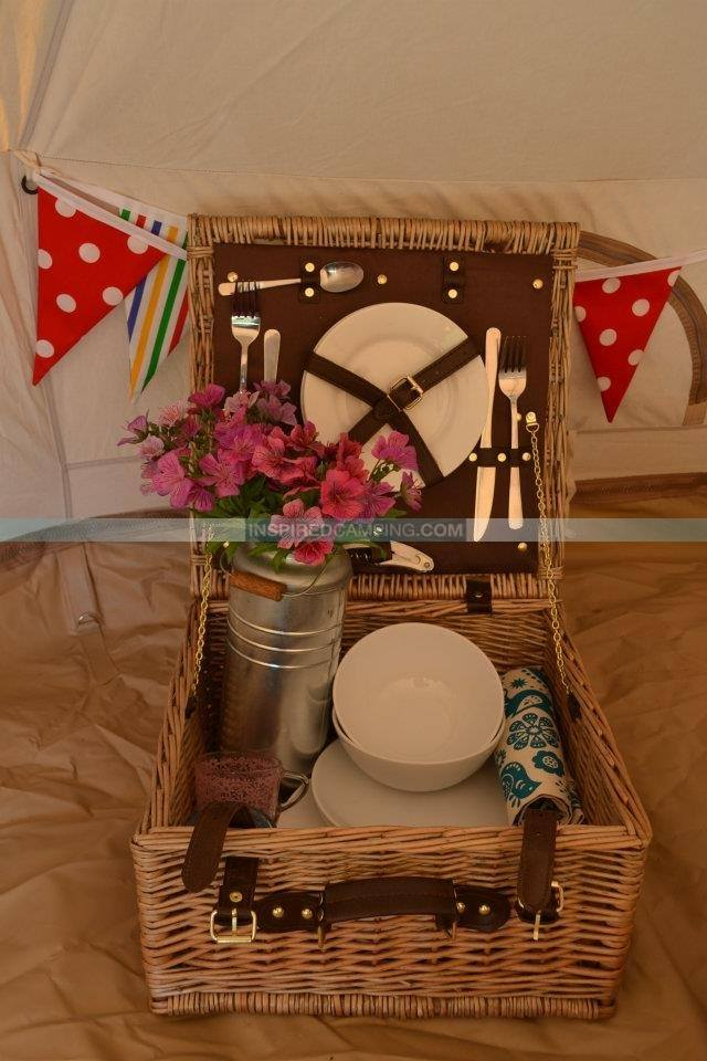 Picnic basket rei : Cool camping inspired glampit and