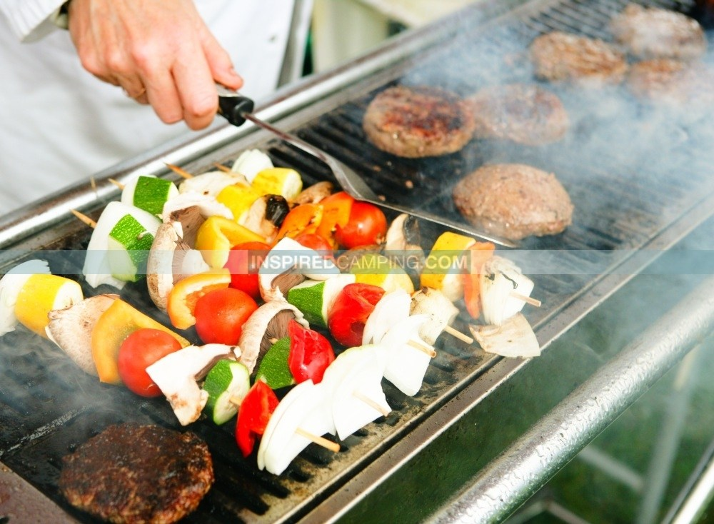 5 Best BBQ burgers for the campsite Inspired Camping Cool Camping site