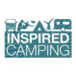 Inspired Camping logo - cool camping