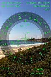 Spyglass camping outdoor app