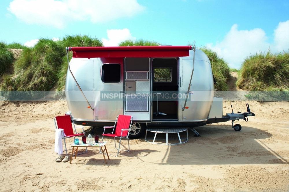 Cool Camping Bambi Vintage Caravan small - Campervan caravan or tent?