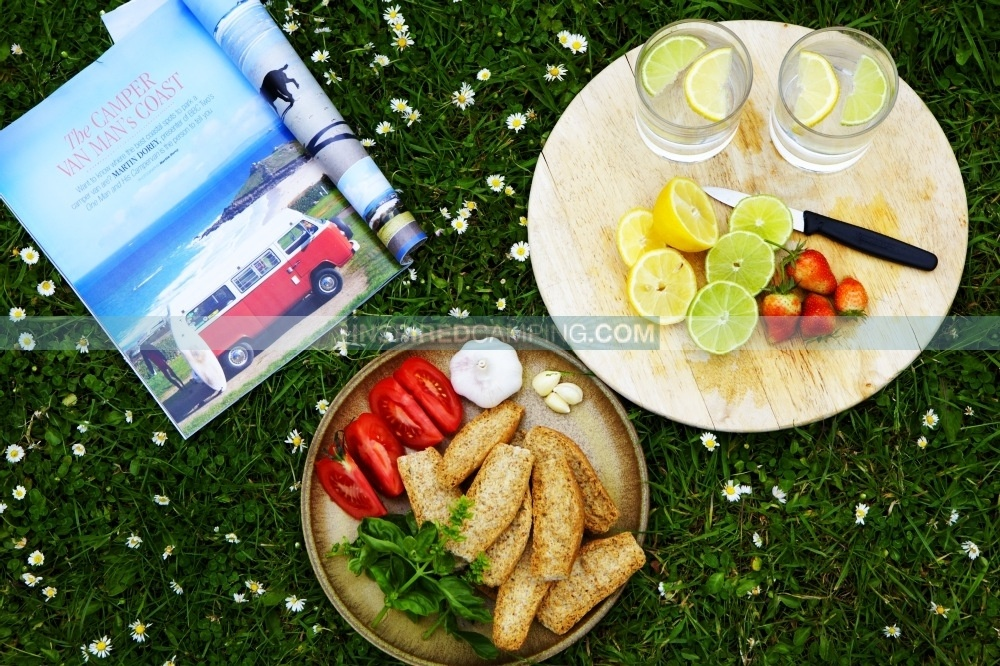 Camping Meals Healthy Campsite Food Cool