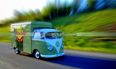 Chilli Gone Balmy Australian VW Splittie