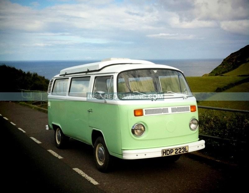 VW campervan business