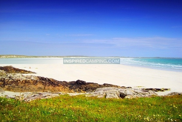 Camping Road Trip To Tiree: The Island Beneath The Waves
