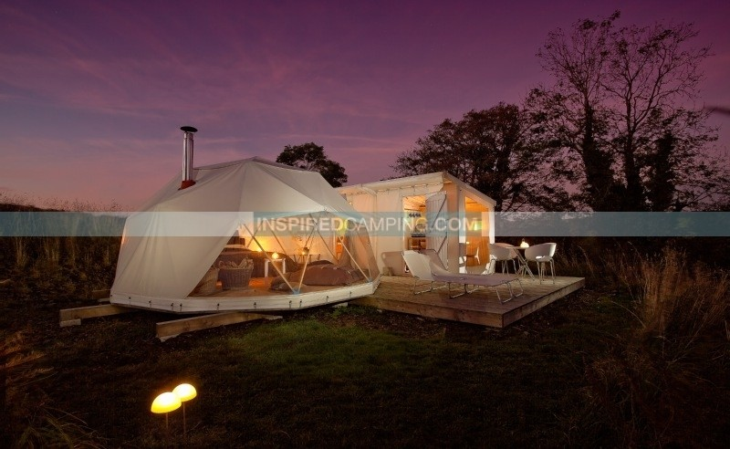 George Clarke\'s Amazing Spaces Revolution - Inspired Camping.