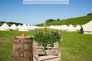 Glamping business top tips