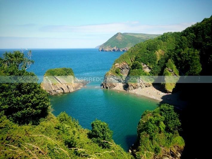 Buying Cream-Teas and Caravans in Devon