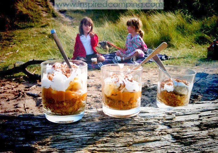 Camping Meals And Picnic Food Ideas Banoffee Pie Recipe