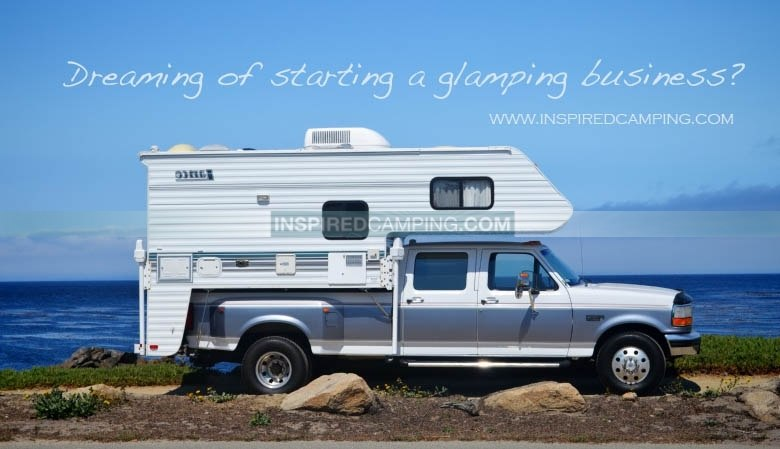 glamping and camping business advice