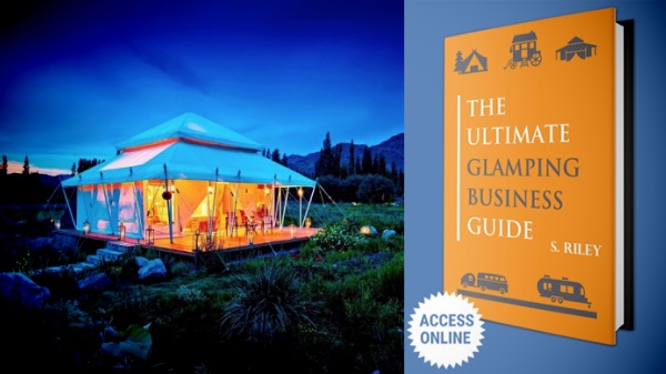 the ultimate glamping business plan guide from inspired courses