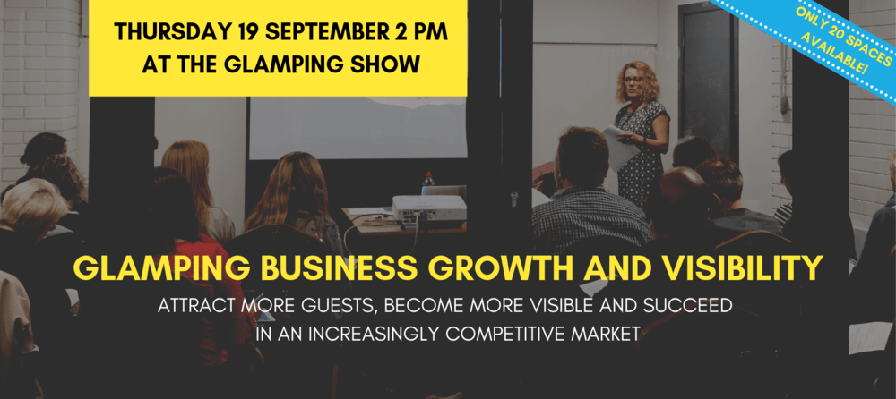 Glamping Business Growth And Visibility