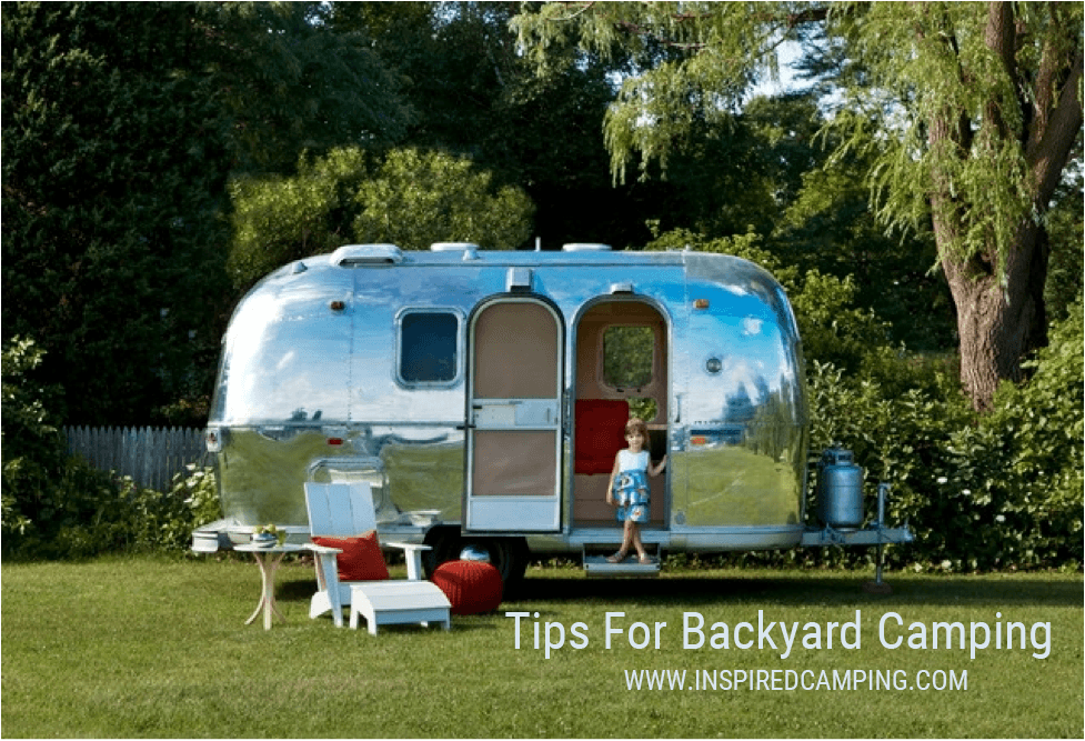 Backyard Camping How To Set Up Your Backyard For A Family