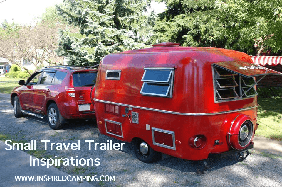 Tiny Camping Trailers diy tiny camping trailer 005 Small Travel Trailers 2017 Style History Renovation And Inspiration
