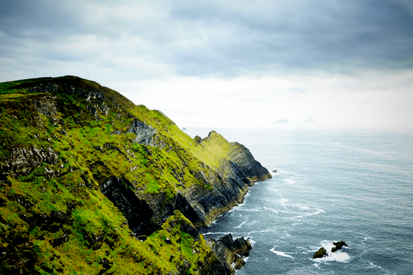 backpacking Ireland