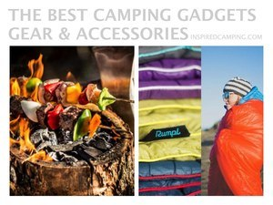 camping gadgets gear accessories