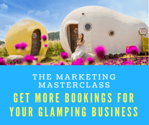 glamping pods and unique holiday rentals