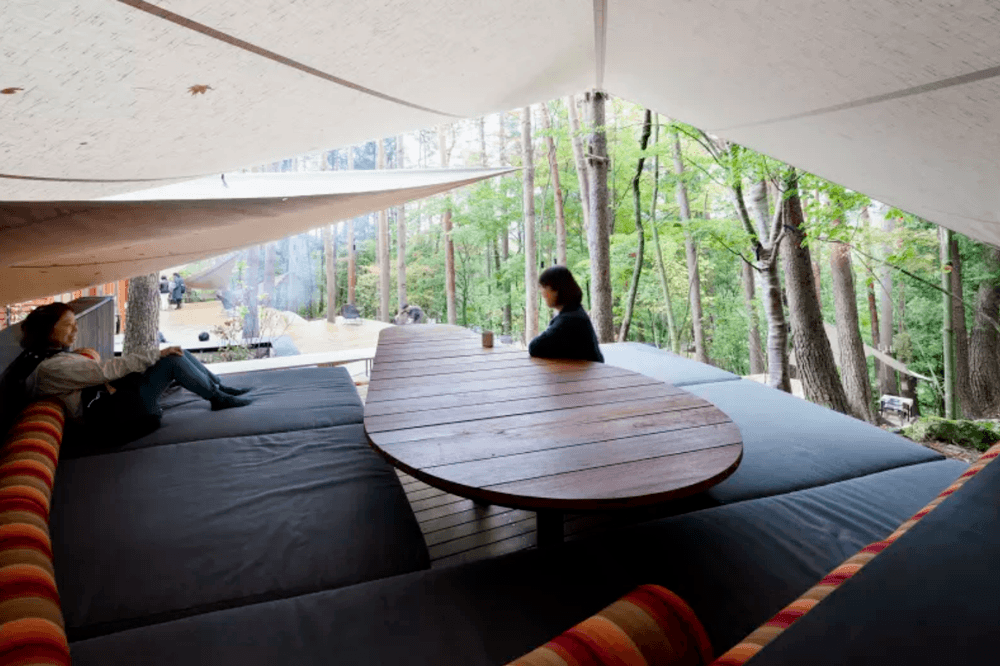 glamping near mt Fuji