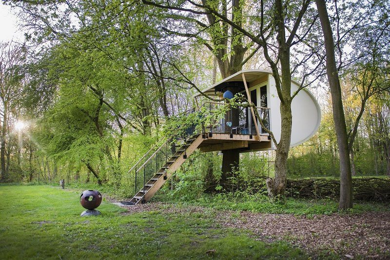glamping business trends Europe