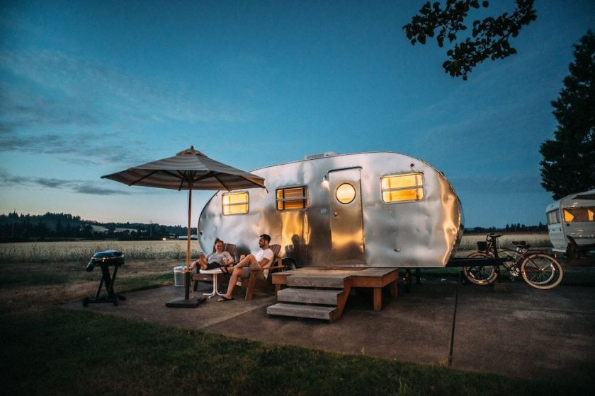 glamping business models