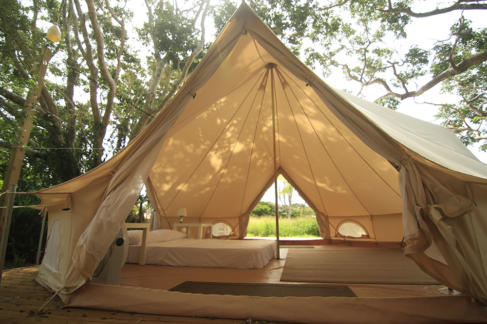 glamping business models and advice