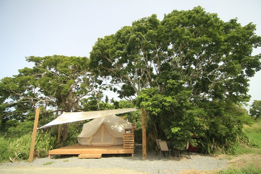 starting a glamping business