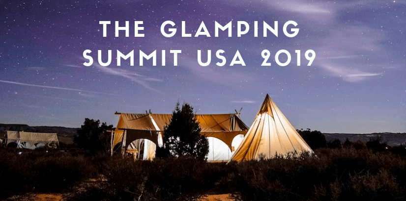 THE GLAMPING SUMMIT 2019