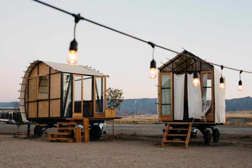 Glamping business guest attraction techniques