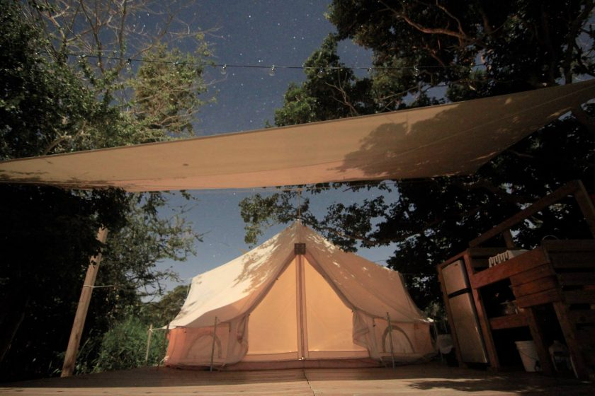 glamping industry advice