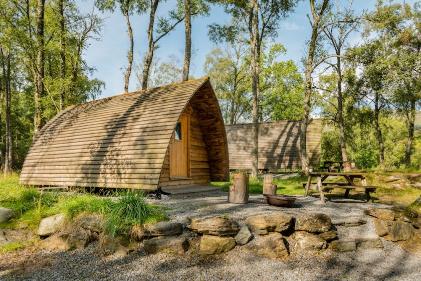 glamping business start up success