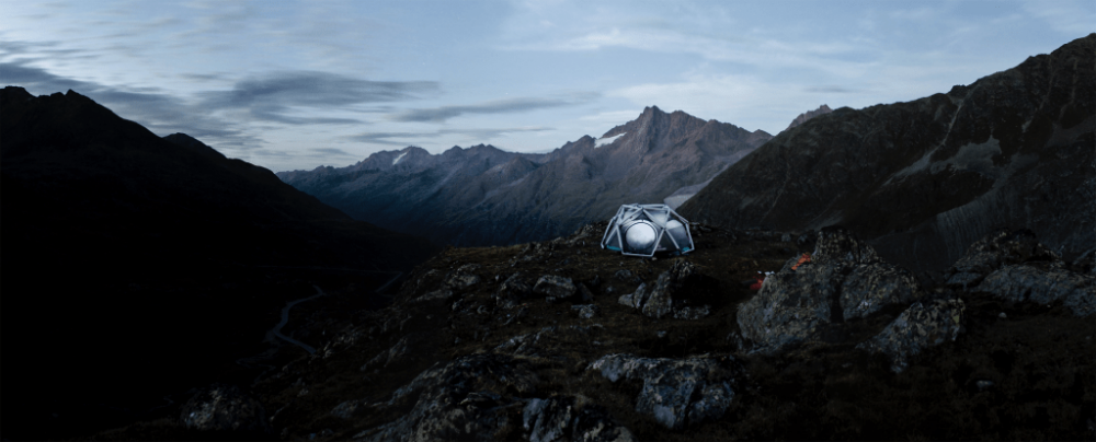 the best inflatable tent