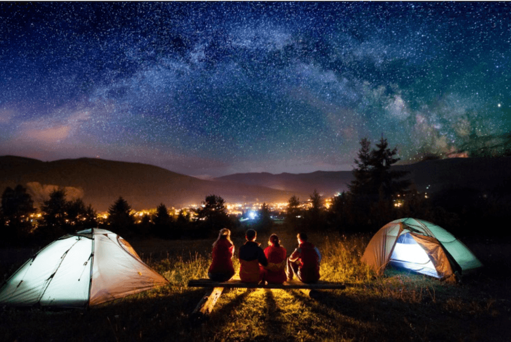Planning the best camping trip